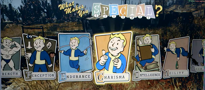 Fallout76 SPECIAL