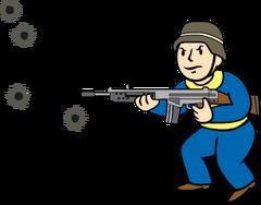 Fo4 Commando