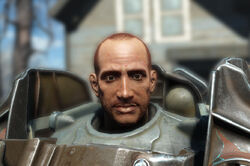 Fo4 Duke (without helmet)
