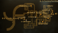 OWB X-13 testing facility map.png