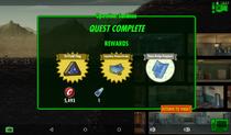 Operation Sandman Rewards
