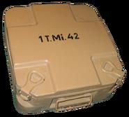 Cajas de transporte T42