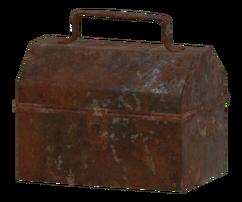 F76WL mole miner pail