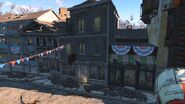 FO4 Concord Speakeasy main entrance