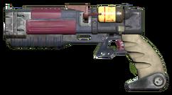 FO76 Ultracite laser gun