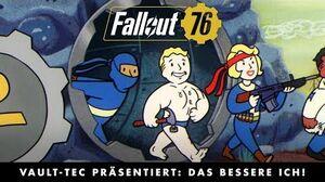 Fallout 76 – Vault-Tec präsentiert Das bessere Ich! (Skills)