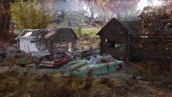 Groves family cabin
