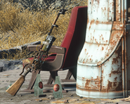 Laser musket promo image