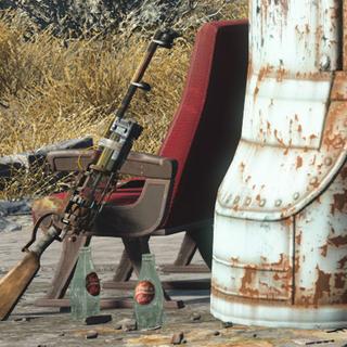 Мушкет на першому офіційному трейлері Fallout 4