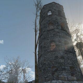 Кам'яна вежа