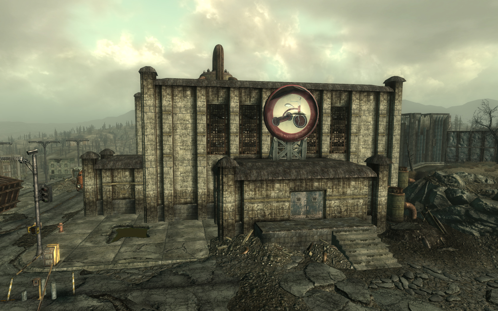 Red Racer factory | Fallout Wiki | FANDOM powered by Wikia