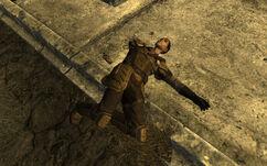 Thomas Jackson corpse