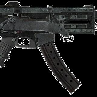 10-мм пістолет-кулемет з усіма модифікаціями.