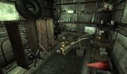 County sewer mainline Gallo's Storeroom