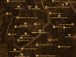 FNV Карта АДМИНИСТРАЦИЯ ШАХТЫ
