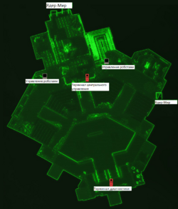 FO4 Арена РобКо карта помещений