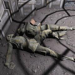Стелс-бій в кімнаті замкненими на замок легкий