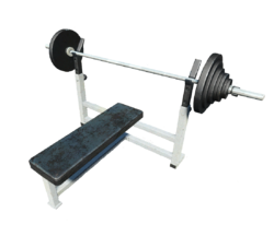 FO4 Weight bench