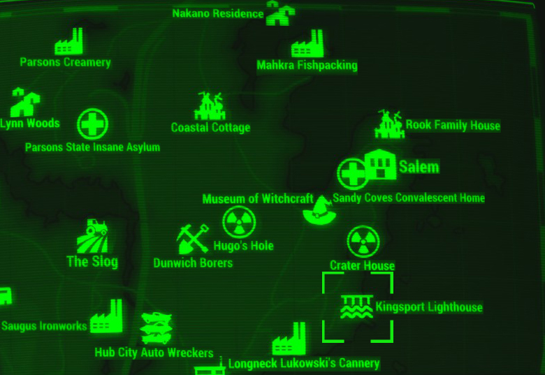 Image FO4 map Kingsport Lightjpg Fallout Wiki FANDOM powered
