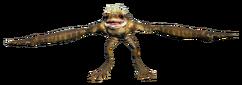 FO76WA Captured frog