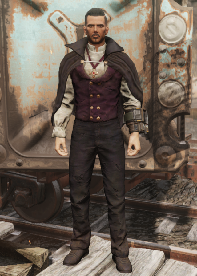 Halloween vampire costume | Fallout Wiki | FANDOM powered by