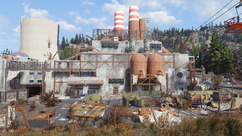 FO76 Monongah power plant