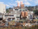 Monongah power plant