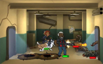 FOS - Tägliche Quest - Wächter des Ödlands - Todeskrallen - 2. Gruppe Radskorpione