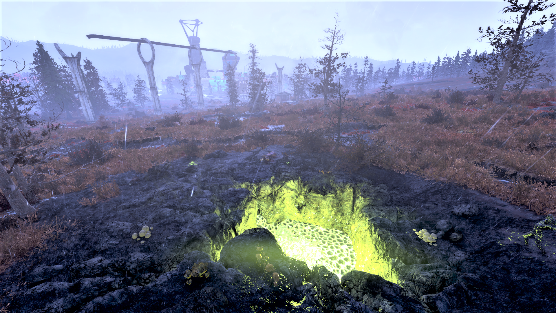 Fallout 76 Fissure Site Unnamed NNE of Apalachian Antiques