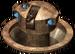 Laser turret FoT