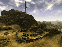Ranger station Echo