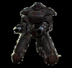 Sentry bot model
