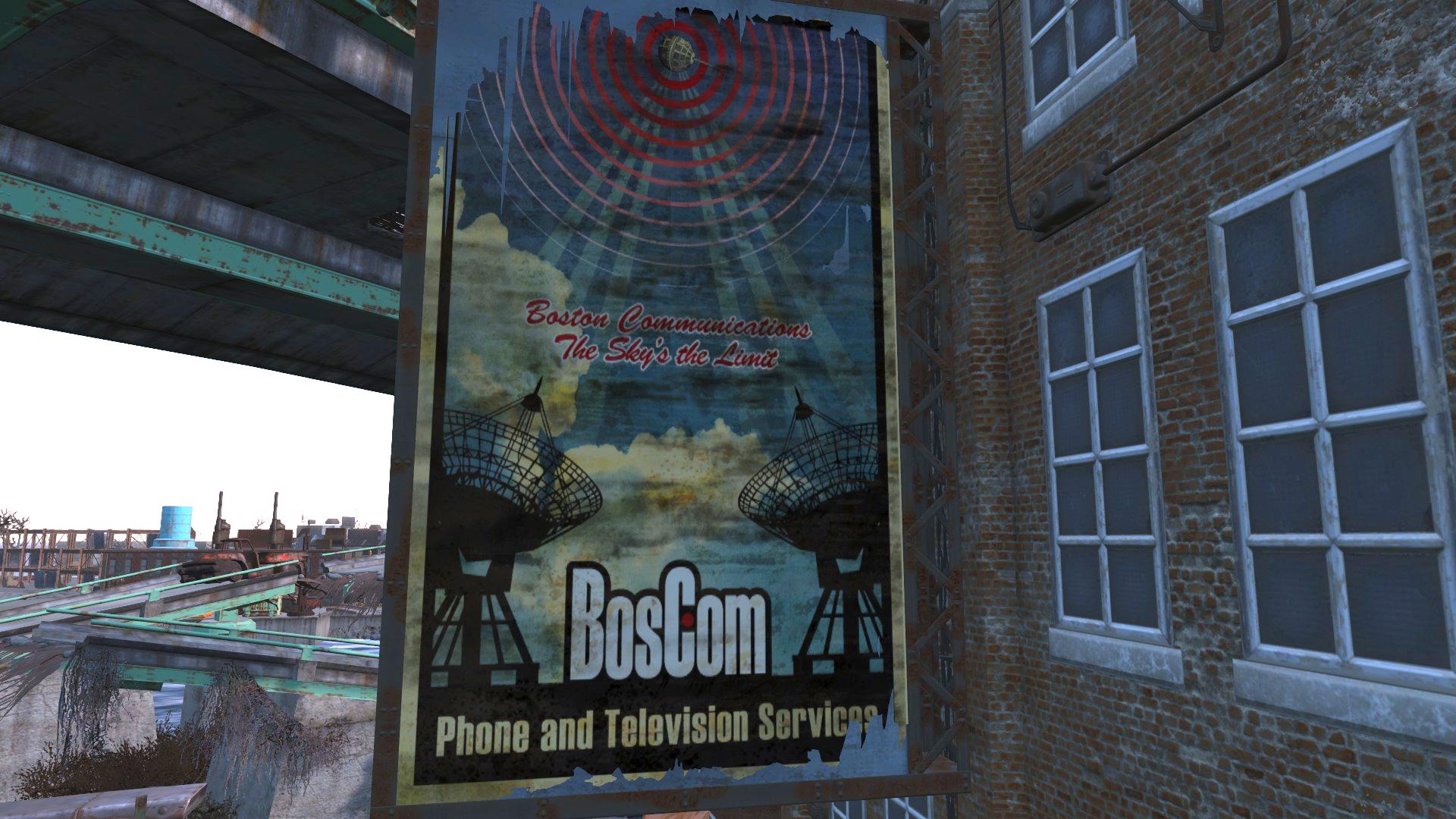 BosCom logo