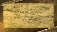Caesar's tent Hoover Dam map