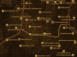 FNV Карта НИПТОН