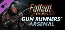 FNV Gun Runners Arsenal Steam banner