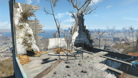 FO4 Coastal Cottage Blue House 2