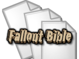 Fallout Bible