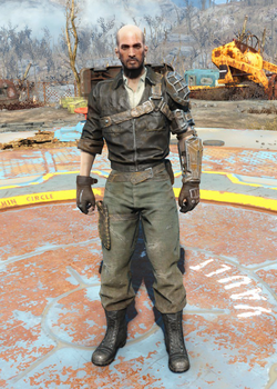 Fo4Kellogg's Outfit