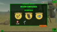 FoS Recompensa tijeretazos completado