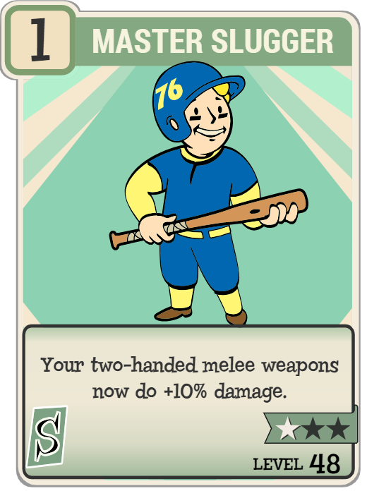 Master Slugger | Fallout Wiki | FANDOM powered by Wikia