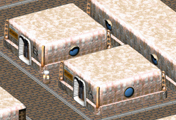 Service arrangement Vault 8