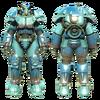 X-01 Quantum Power Armor