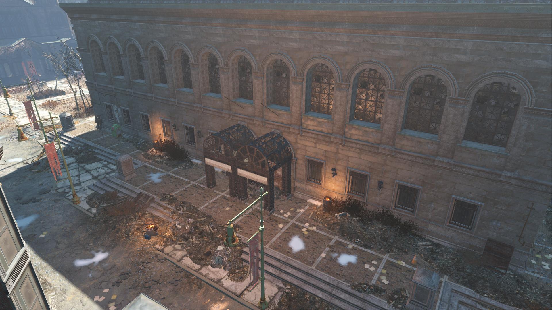 Copley Station | Fallout Wiki | FANDOM powered by Wikia