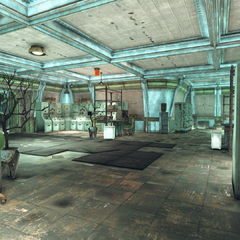 Reactor security room