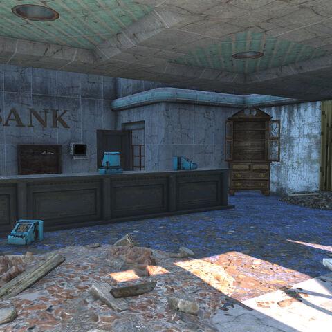 Інтер'єр банку