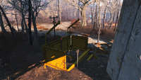 FO4 Mass Pike Interchange elevator