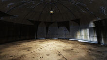 FO76 Black Mountain Ordnance Works- TNT dome 3B inside