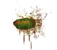 Fo3 radioactive gore