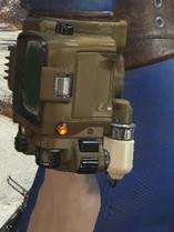 Fo4 Pip-Boy vacuum tube